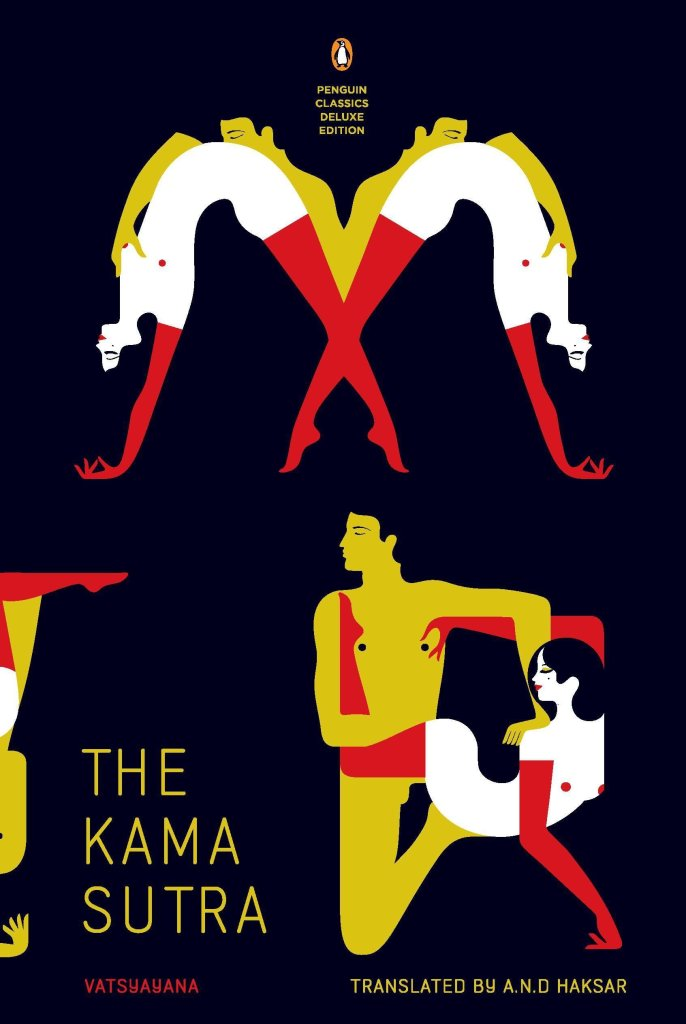 The Kama sutra -- Book cover