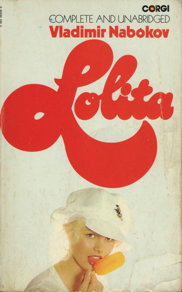 Lolita -- Book cover