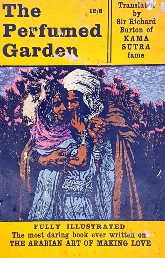 The perfumed garden -- Book cover