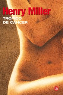 Tropic of Cancer -- Book cover